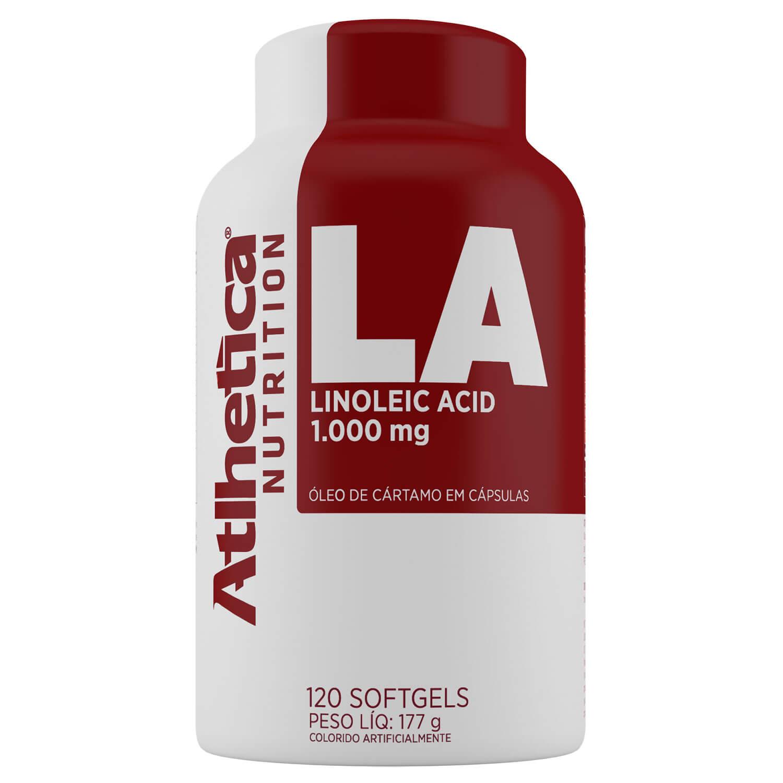 LA LINOLEIC ACID 1000mg 120 SOFTGEL - ATLHETICA