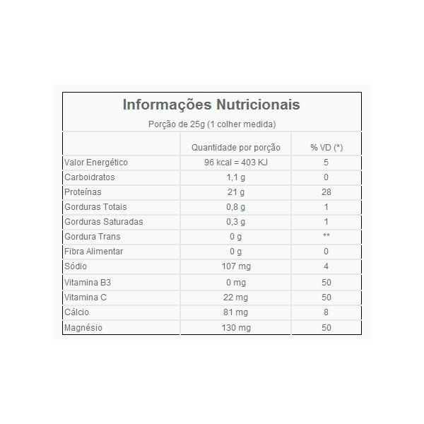Life Whey 450g Isolado Hidrolisado - Vitafor  - TOP Suplementos