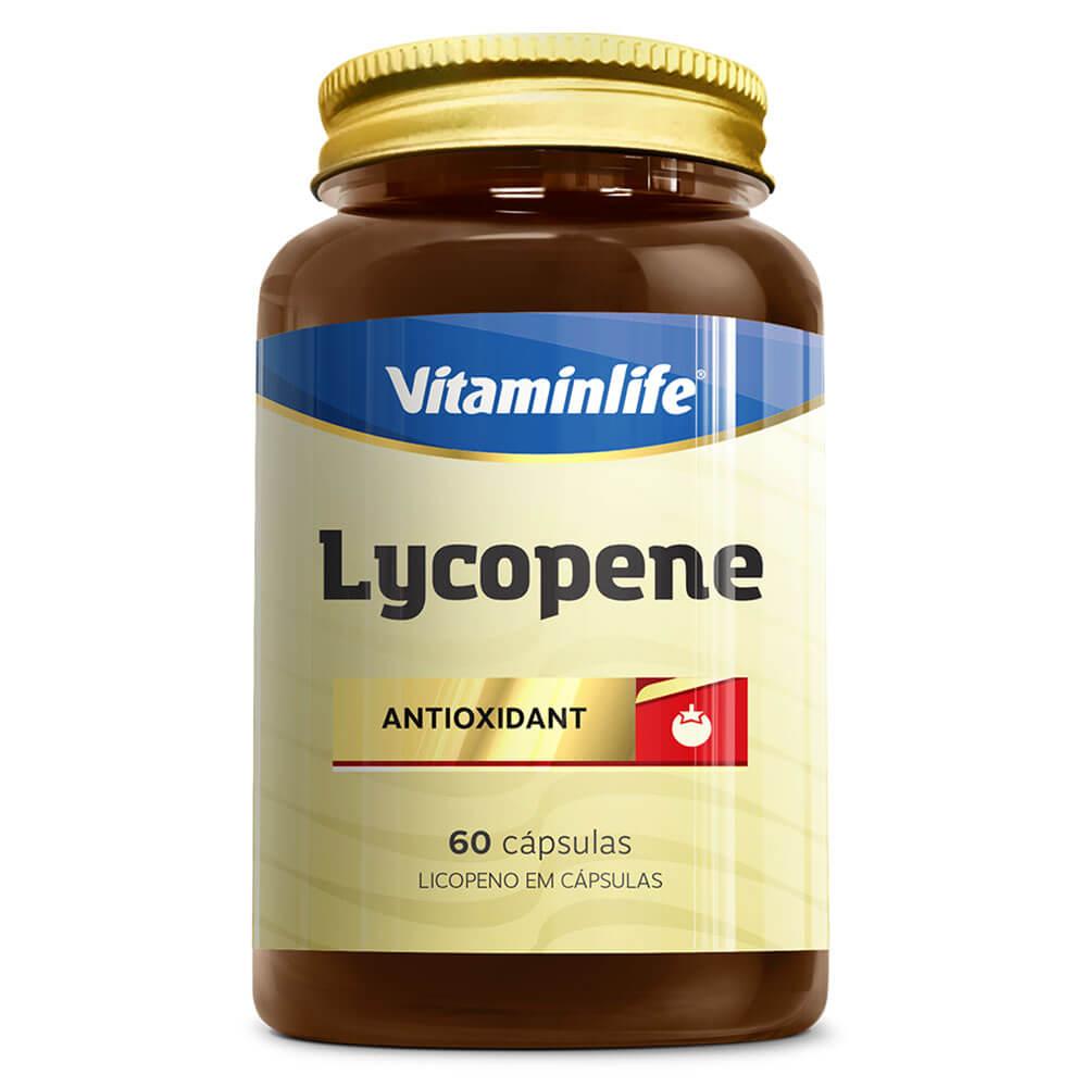 LYCOPENE 60 CAPS - VITAMIN LIFE