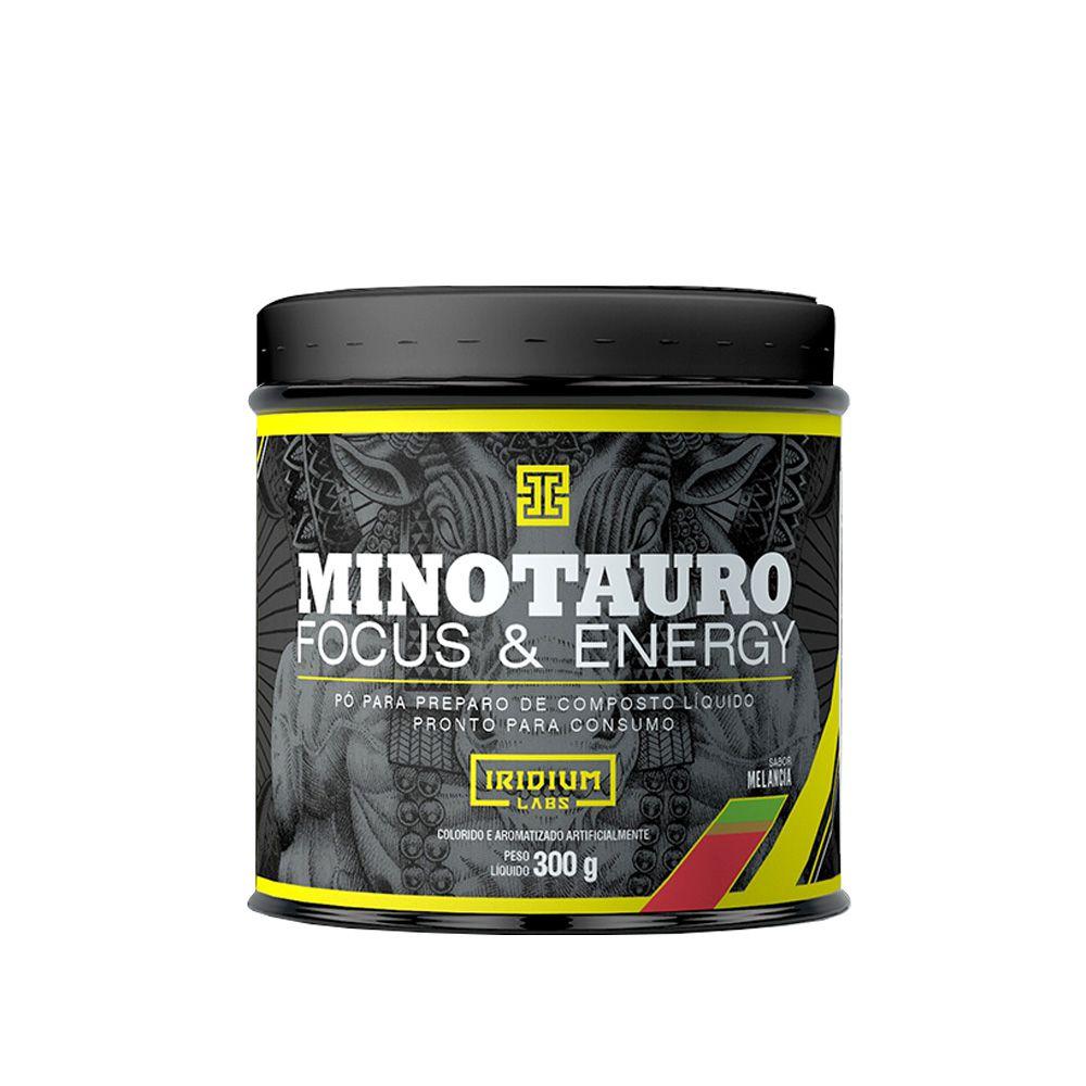 MINOTAURO FOCUS & ENERGY 300 GR IRIDIUM LABS