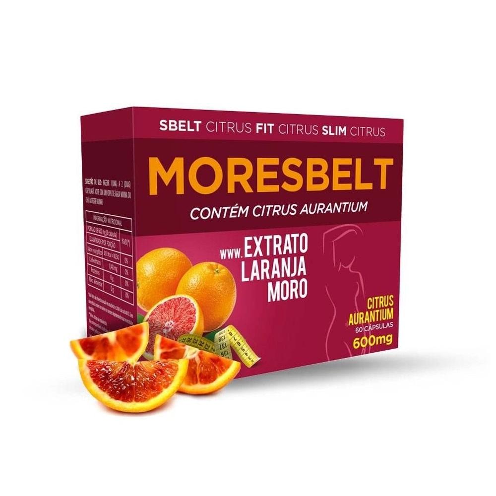 MORESBELT 600mg 60 caps - BIOIDEAL