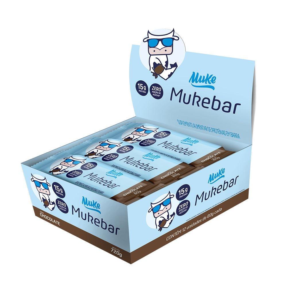 + MU MUKE - MUKEBAR 720g - CAIXA C/12