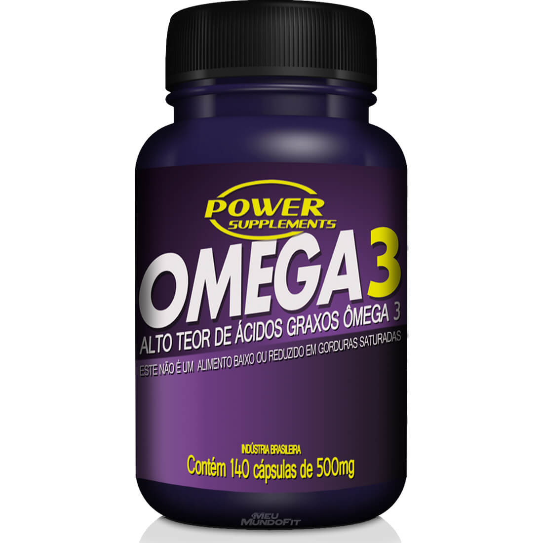 OMEGA 3 140 CAPSULAS - POWER SUPPLEMENTS