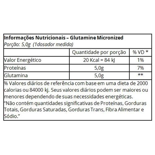 Glutamine Micronized 150g - Atlhetica Evolution Series