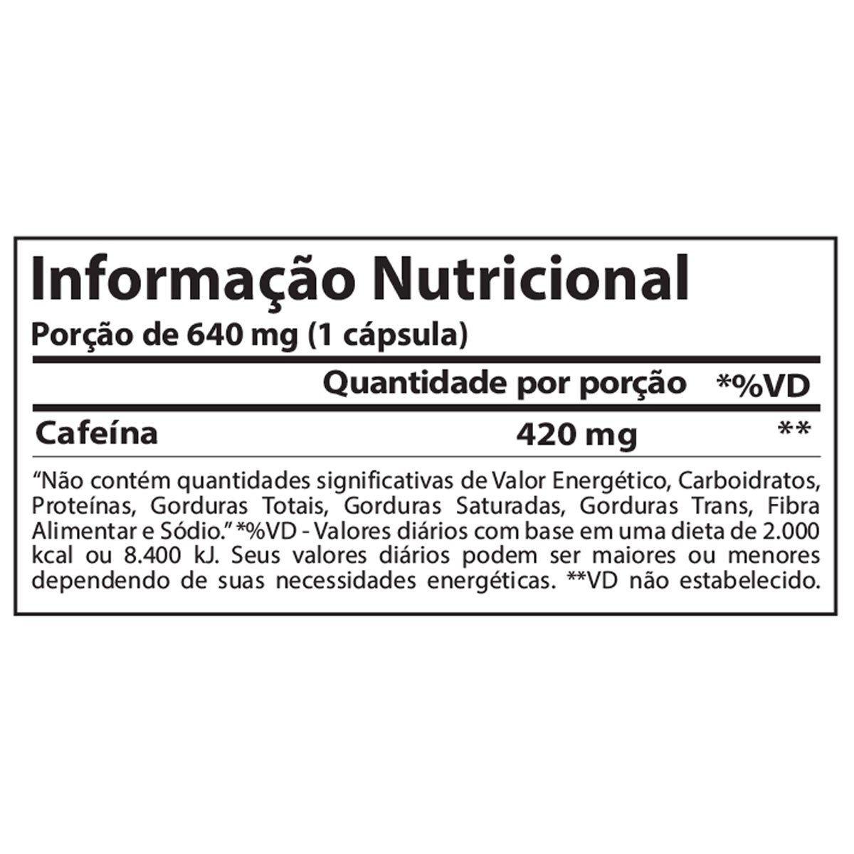 Hardcore Yellow 120 Cápsulas - Atlhetica Nutrition