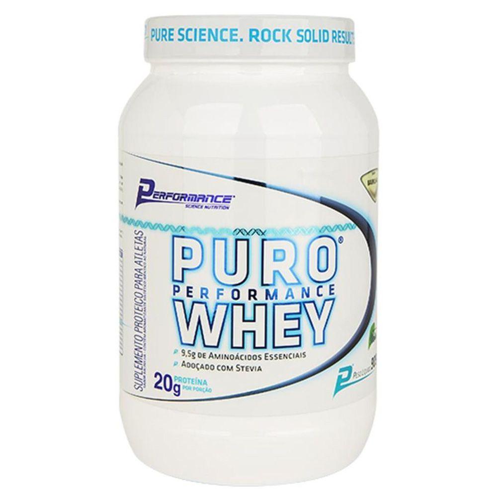 PURO PERFORMANCE WHEY 909 GRS