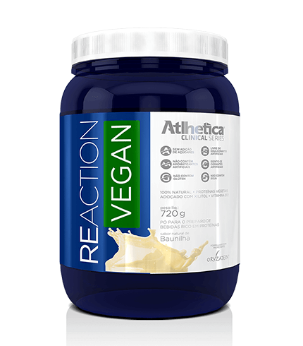 REACTION VEGAN 720 GR ATLHETICA