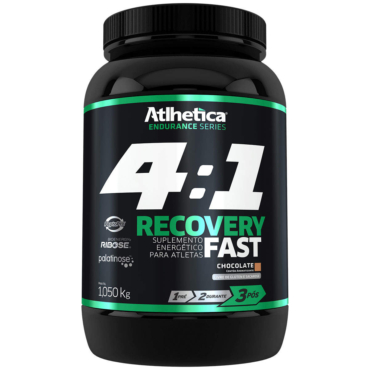 Recovery Fast 4:1 1,05kg - Atlhetica Endurance Series