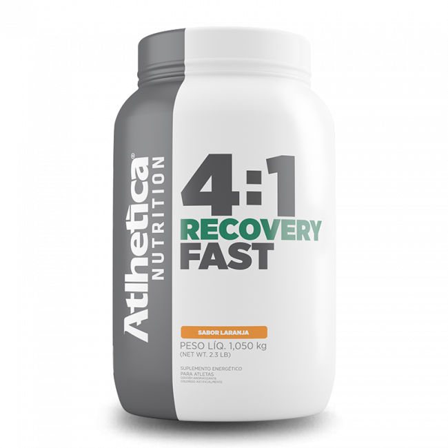 Recovery Fast 4:1 - 1,05kg - Atlhetica Nutrition