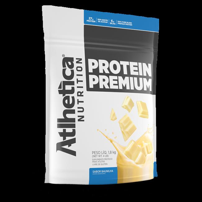 Refil Protein Premium 1,8kg - Atlhetica