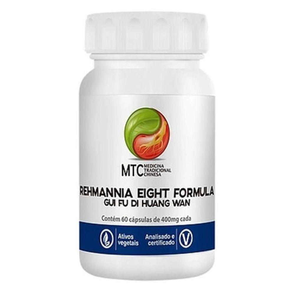 REHMANNIA EIGHT - Gui Fu Di Huang Wan - 60 cps- Vitafor