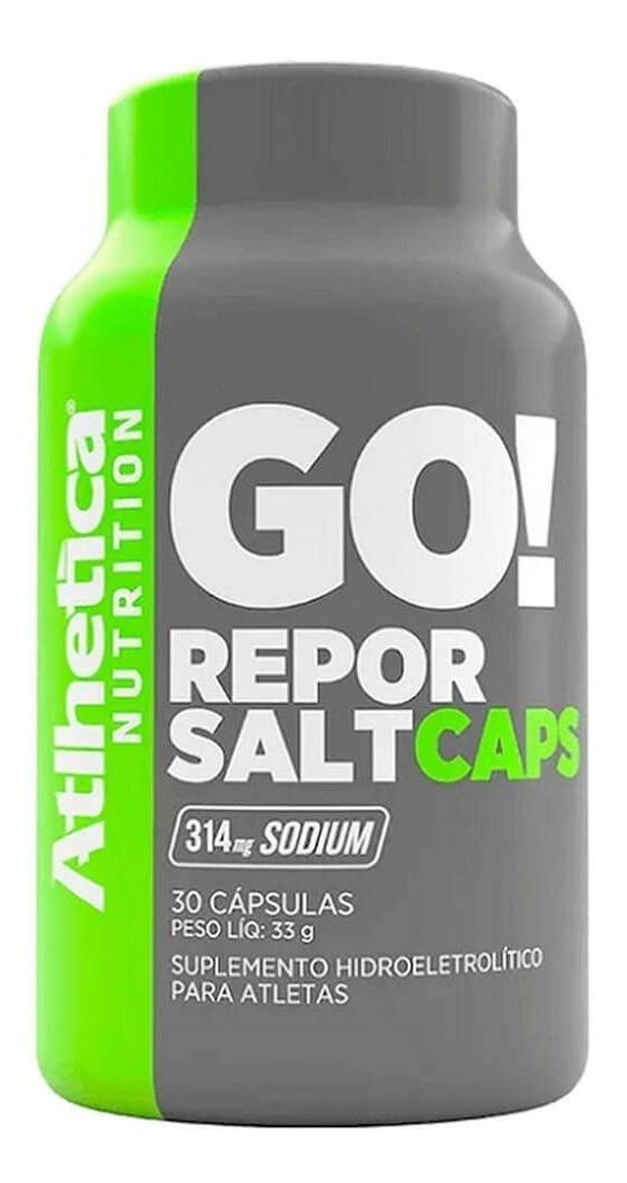 REPOR SALT CAPS ATLHETICA 30 CAPS