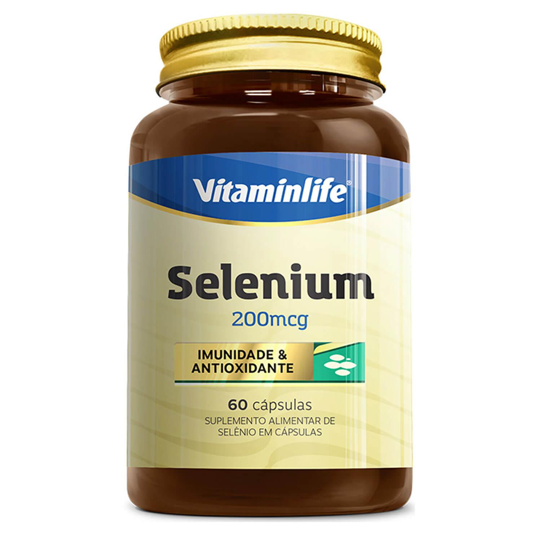 SELENIUM 60 CAPS - VITAMIN LIFE