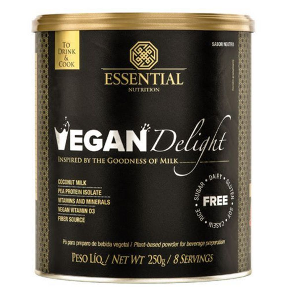 VEGAN DELIGHT 250G NEUTRO ESSENTIAL