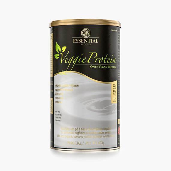 VEGGIE PROTEIN 405G ESSENTIAL NUTRITION