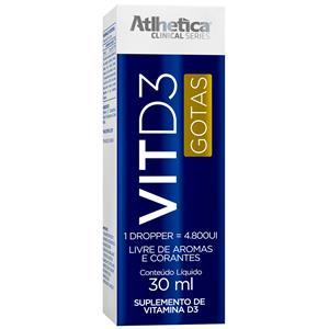 CLEANLAB DSUN VITD3 30ML - ATLHETICA NUTRITION
