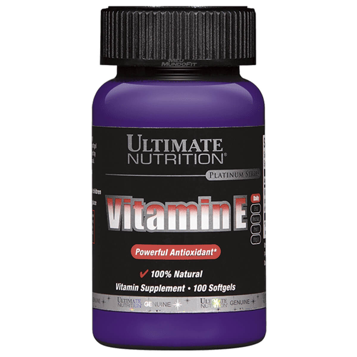 VITAMINA E 100 SOFTGELS - ULTIMATE