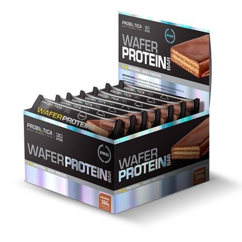 WAFER BAR 35g - UNIDADE - PROBIOTICA