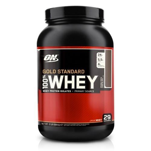 100% Whey Gold Standard 907g - Optimum Nutrition