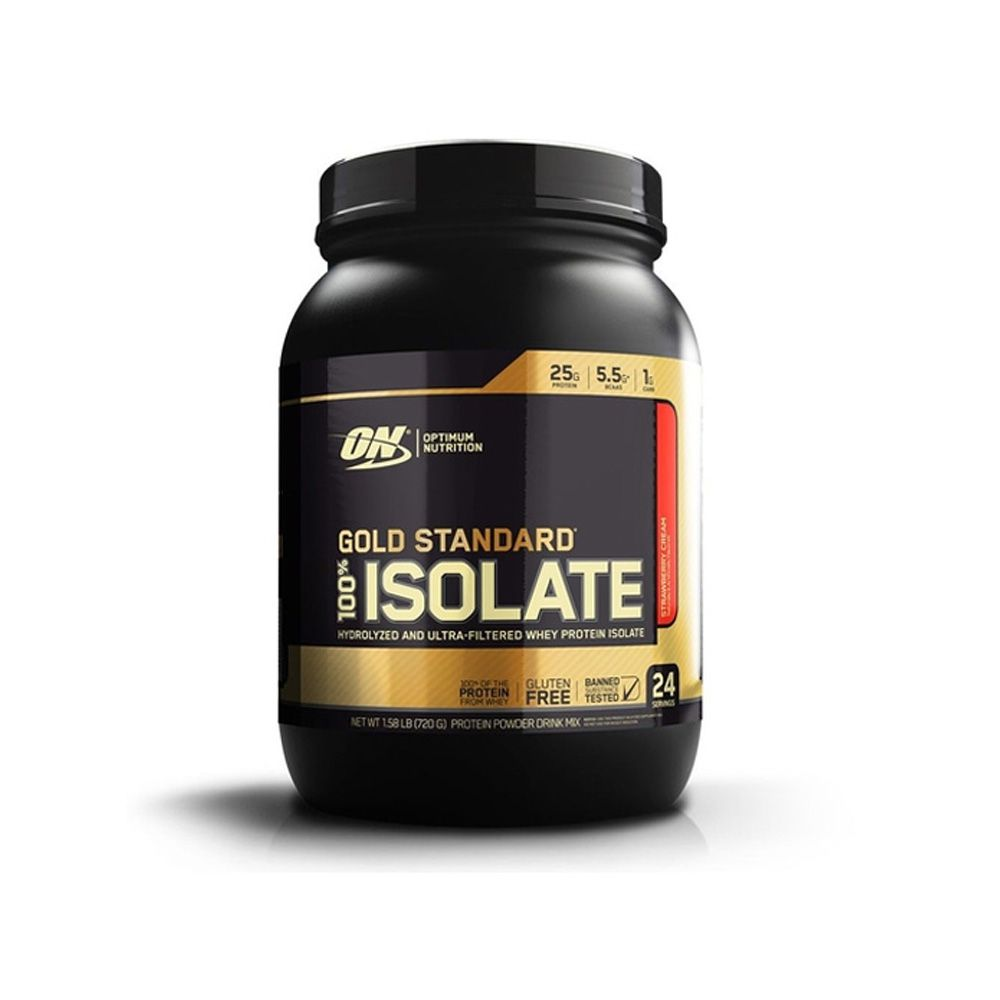 WHEY GOLD ISOLATE 720 GRS ON