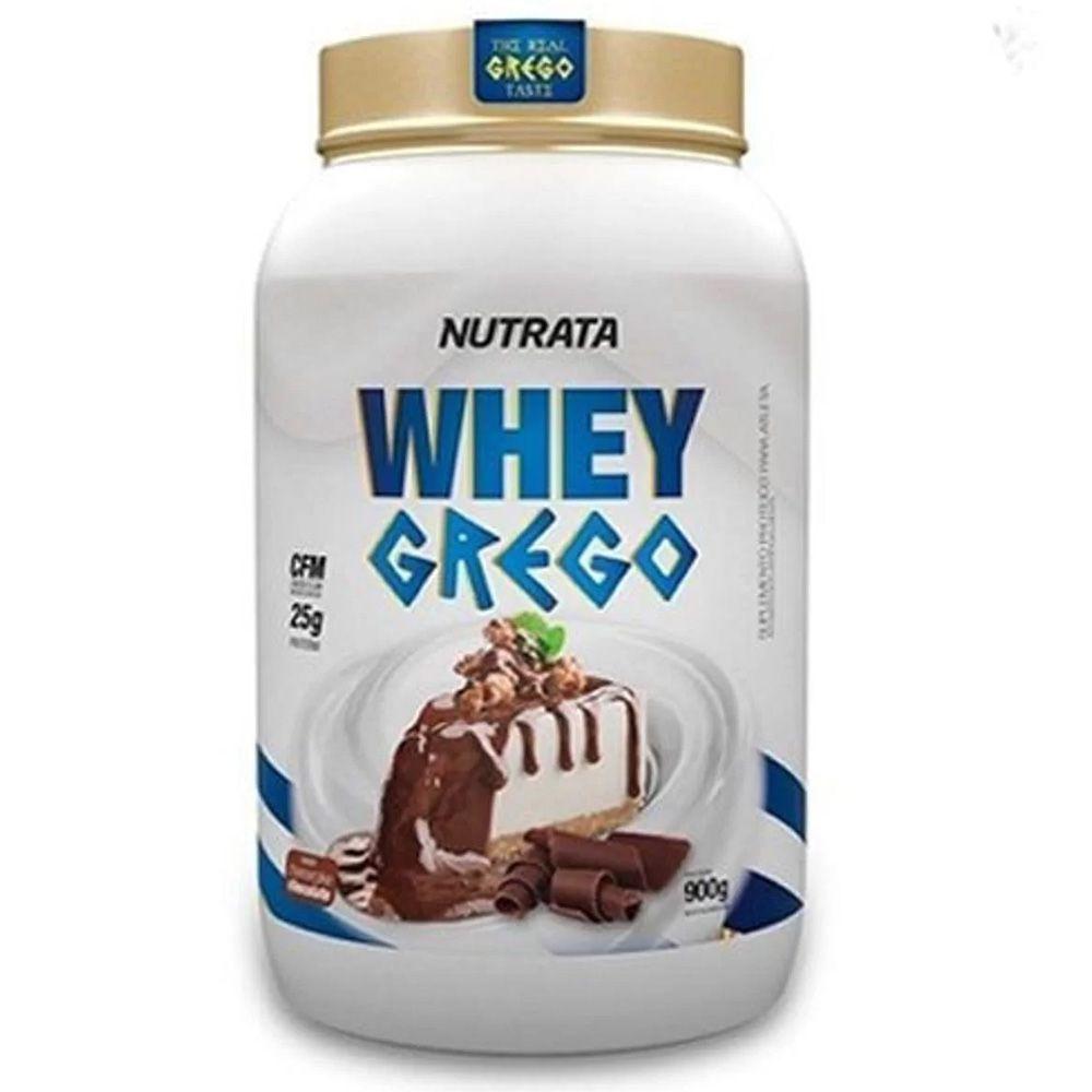 WHEY GREGO 900 GRS NUTRATA