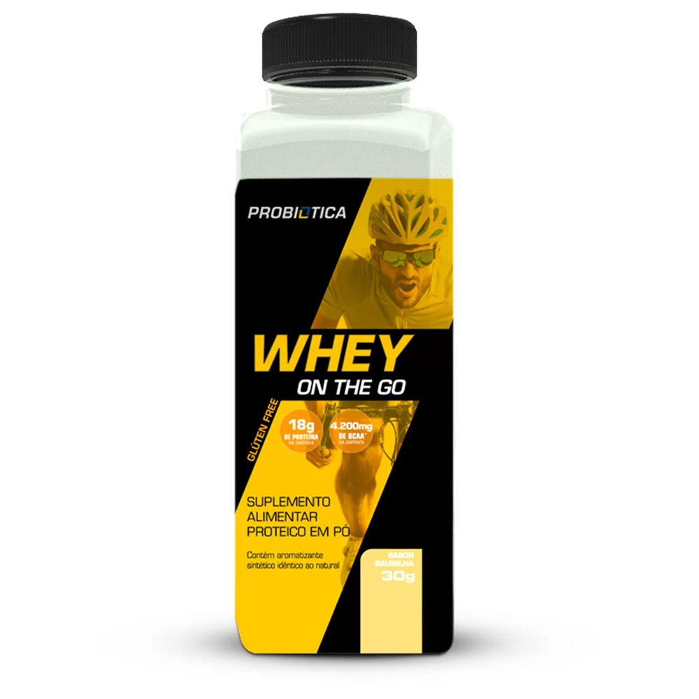 WHEY ON THE GO 30g - PROBIOTICA