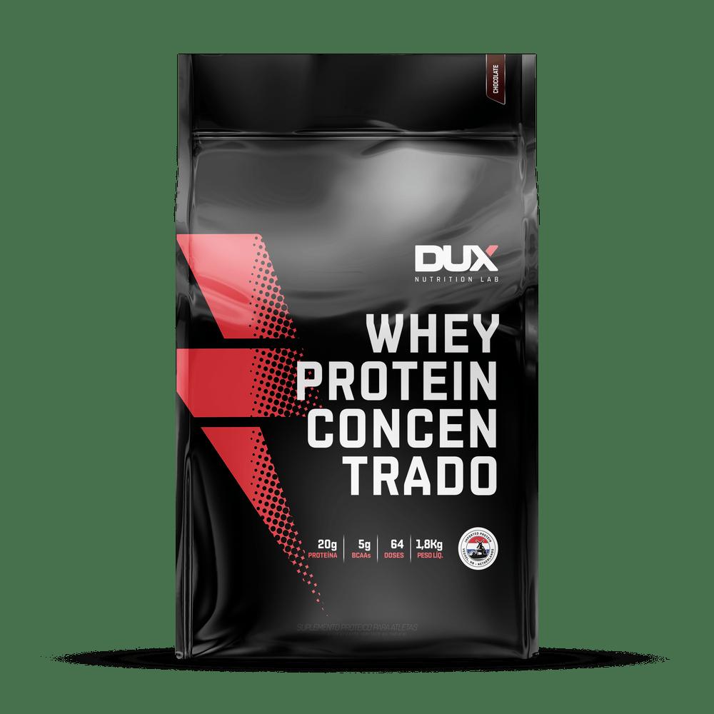 WHEY PROTEIN CONCENTRADO 1,8 KG - DUX