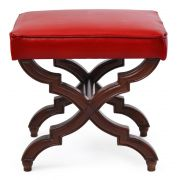 BANQUETA CHRISTIE RED