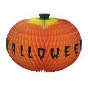 Abobora Decorativa Halloween 42cm dia das bruxas