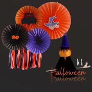 Decoracao halloween bruxas