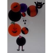 Decoração halloween Infantil
