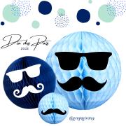 Dia dos Pais decoração girotoy personalizado