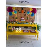 Kit Luxo Fioratas e Frutas GiroToy - defina as cores apos a compra