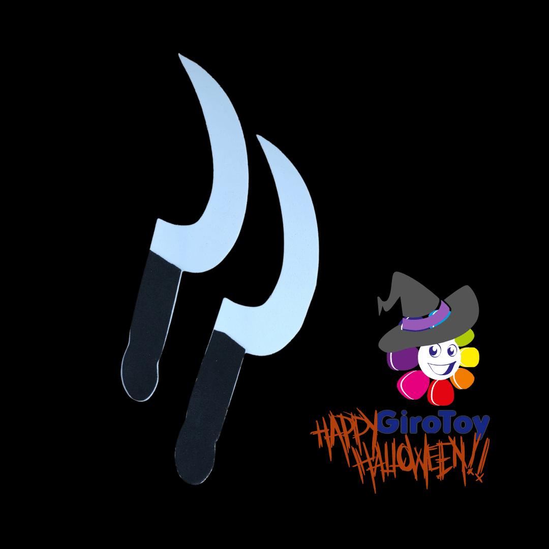 Aplique Halloween médio E.V.A