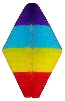 Enfeite de Papel de Seda Balão de Festa junina - Oriental GiroToy