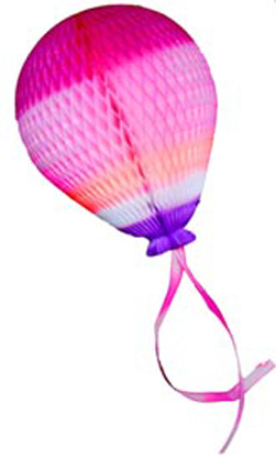 BALÃO PARA FESTAS 390mm (39cm) Tons de Rosa com Lilás Semelhante a Bexiga decoração de aniversario dia das crianças fazemos personalizados
