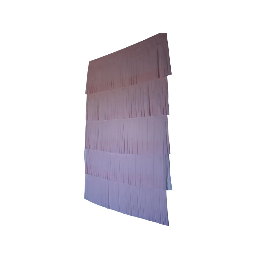 bandeirola painel de papel de seda
