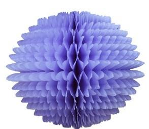 BOLA POM POM Lilás Pompom de papel seda colmeia GiroToy Enfeites fazemos cores personalizadas