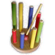 Xilindro instrumento de percussao