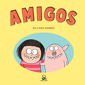 AMIGOS - Silvana Rando