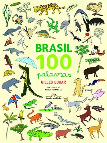 BRASIL 100 PALAVRAS - EDUAR GILLES