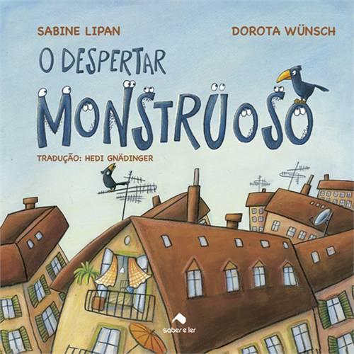 DESPERTAR MONSTRUOSO, O - SABINE LIPAN