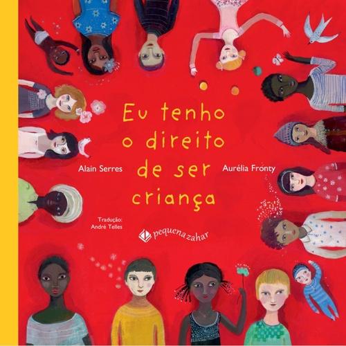 EU TENHO O DIREITO DE SER CRIANCA - AURELIA FRONTY