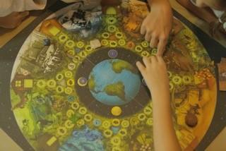 Jogo de  Carta da Terra