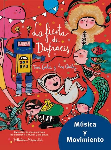 La Fiesta de Disfraces - Toni Costa e Ana Quílez
