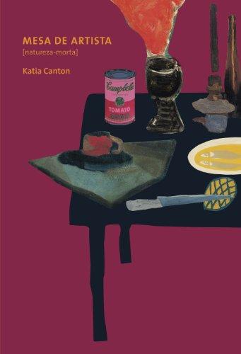 Mesa de Artista - KATIA CANTON