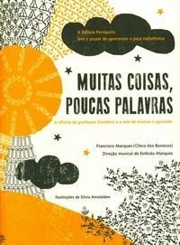 Muitas Coisas, Poucas Palavras (com CD) - FRANCISCO MARQUES