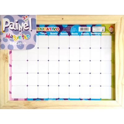 Painel Educativo Magnético