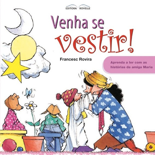 VENHA SE VESTIR! - FRANCESC ROVIRA