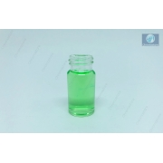 Vial para estocagem de amostra / VOA, cristal, 20 mL, para uso com tampa de rosca, 27,5 x 57 mm, caixa com 100 unidades